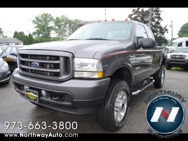 2003 Ford F-350 SD FX4 SuperCab 4WD