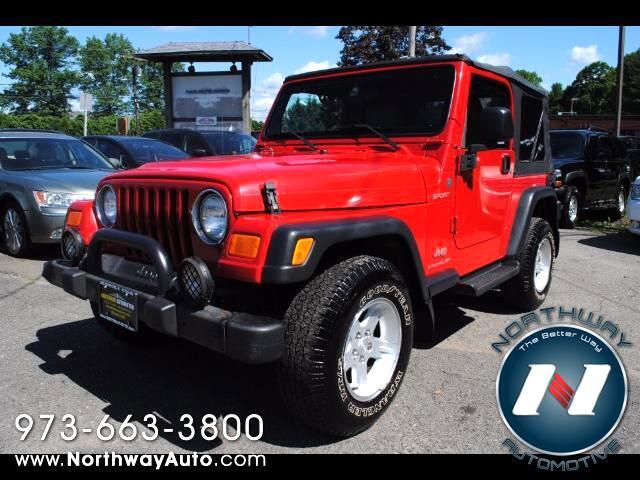 2004 Jeep WRANGLER S