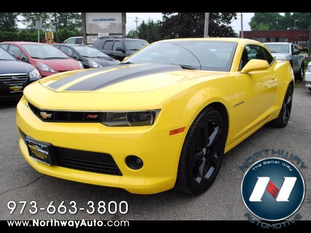 2014 Chevrolet Camaro RS Coupe