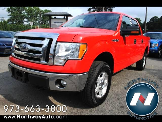 2012 Ford F-150 SUPERCREW XLT
