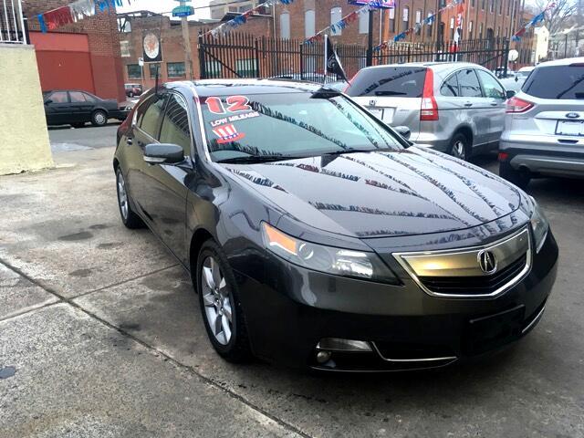 2012 Acura TL 3.2TL