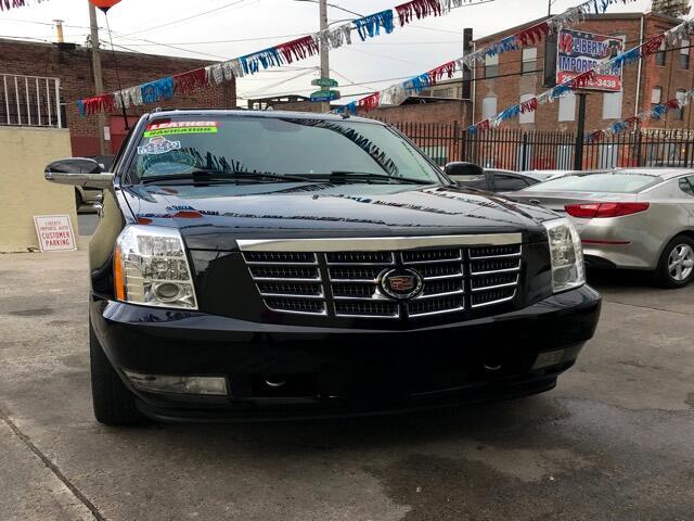 2007 Cadillac Escalade AWD 4dr Premium