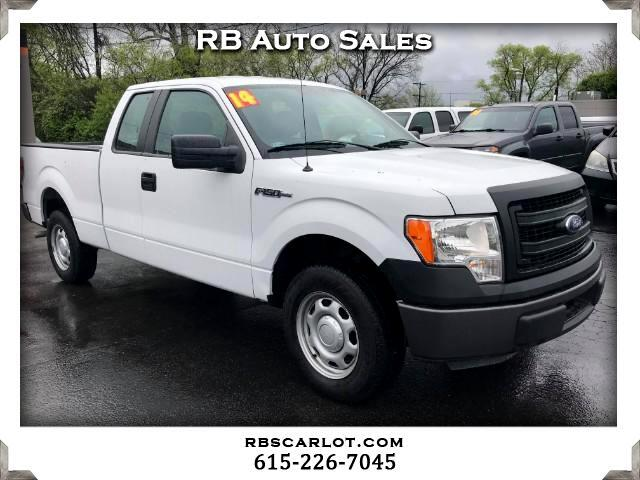 2014 Ford F-150 Lariat SuperCab 6.5-ft. Bed 2WD