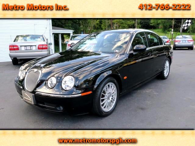 2006 Jaguar S-Type 3.0 Sport
