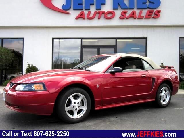 2003 Ford Mustang Premium Convertible
