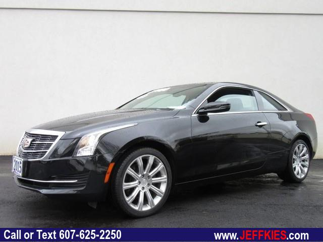 2015 Cadillac ATS Coupe 2.0L Turbo Standard AWD