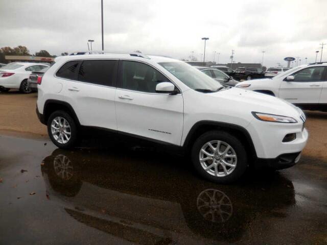 2018 Jeep Cherokee Latitude Plus FWD
