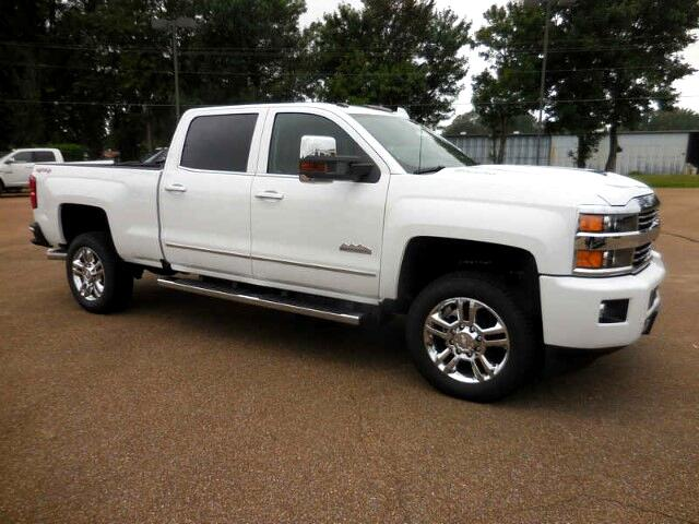 2017 Chevrolet Silverado 2500HD High Country 4WD