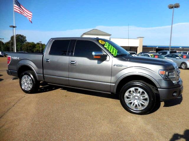 2014 Ford F-150 Platinum SuperCrew 4WD