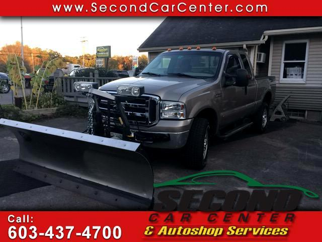 "2006 Ford Super Duty F-350 SRW 4WD SuperCab 142"" XLT"