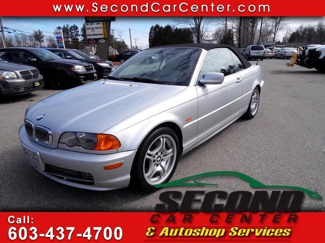 2001 BMW 330Ci Base