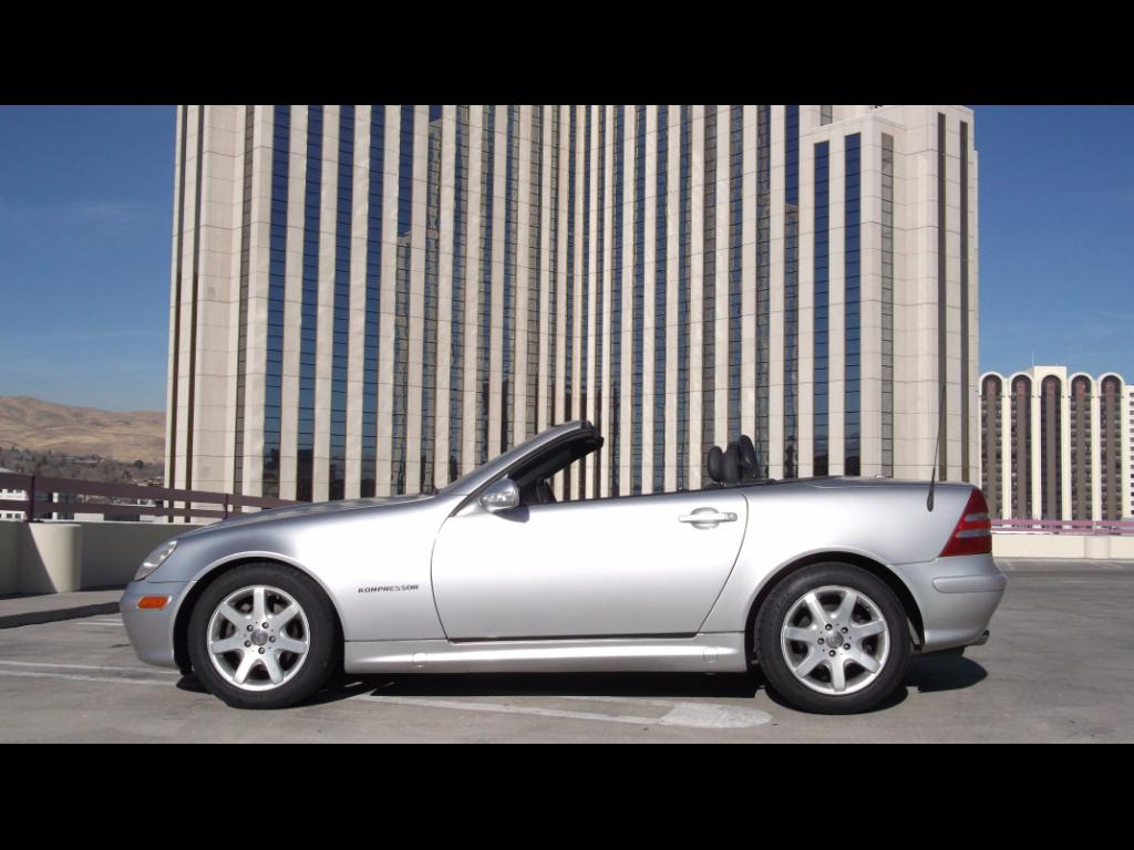 2003 Mercedes-Benz SLK SLK230