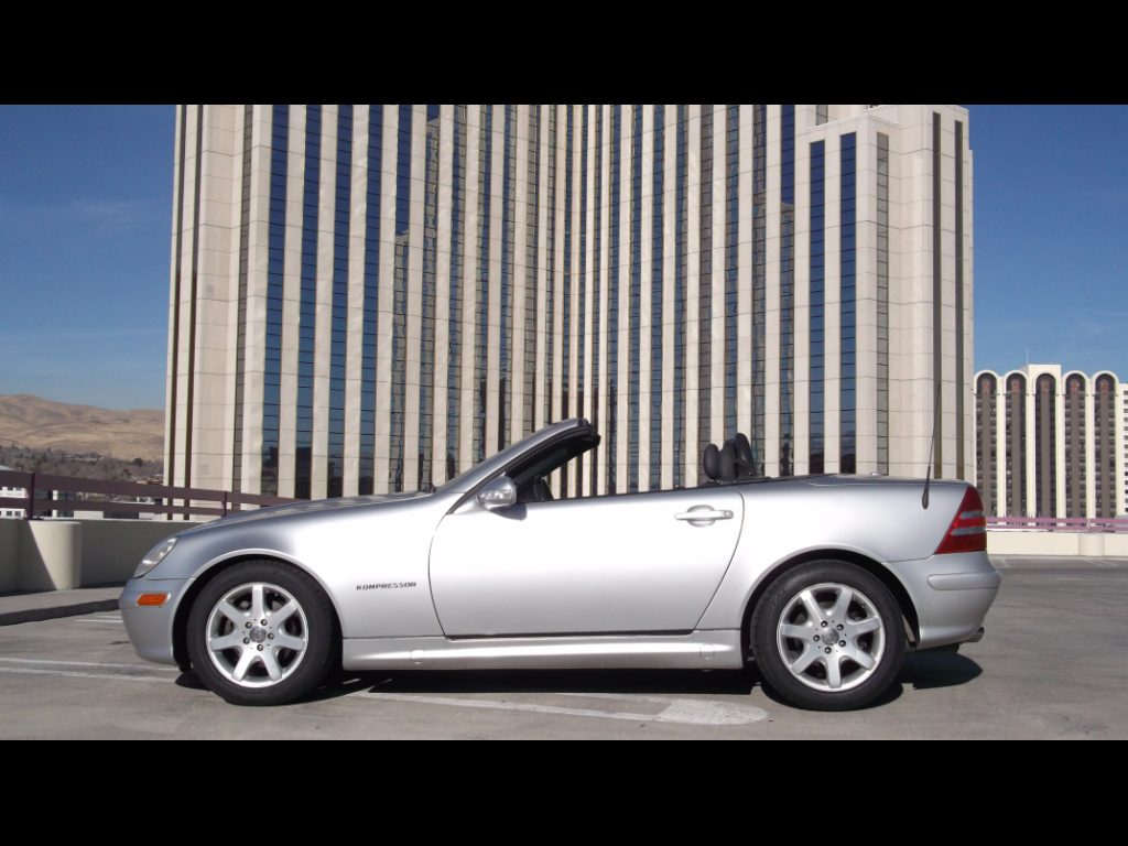 Used mercedes benz slk class for sale in nevada 8 cars for Reno mercedes benz dealer