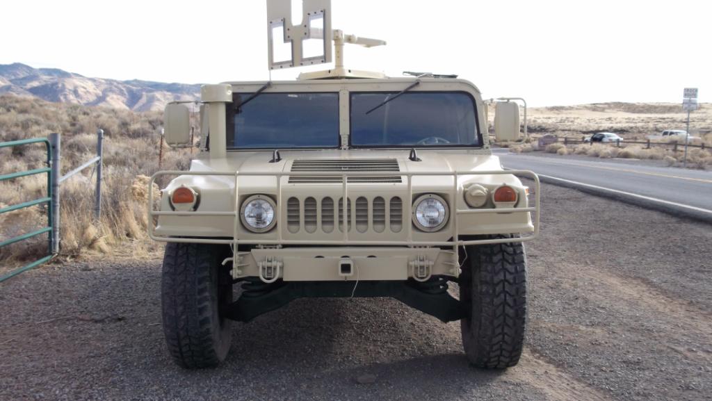 1992 AM General Hummer Slant Back