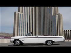 1962 Ford Fairlane Sunliner Convertible