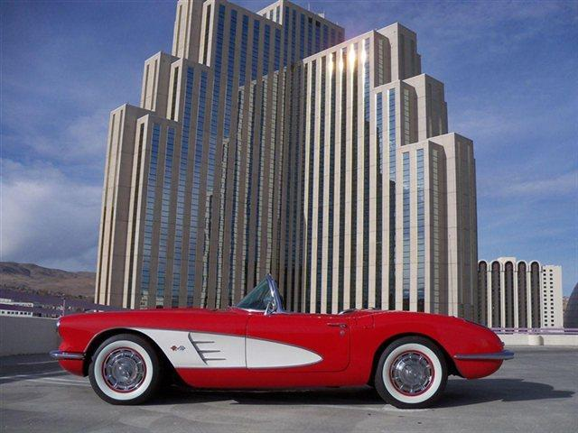 1959 Chevrolet Corvette Base