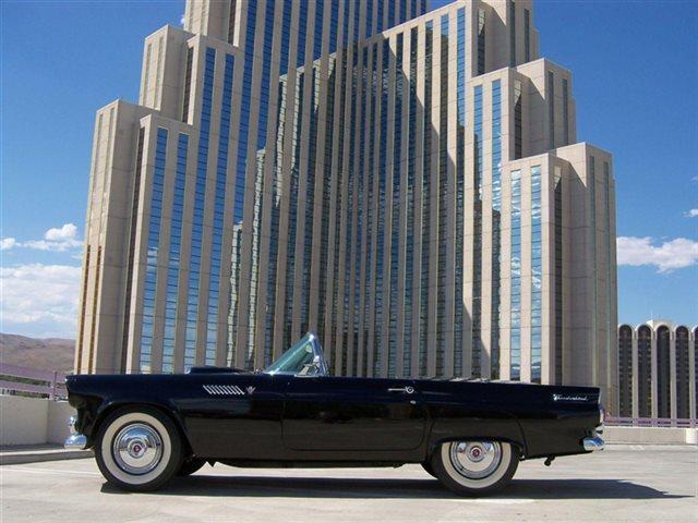 1955 Ford Thunderbird Base