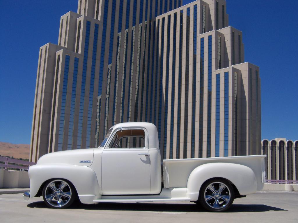 1948 Chevrolet Trucks Pickup 3100