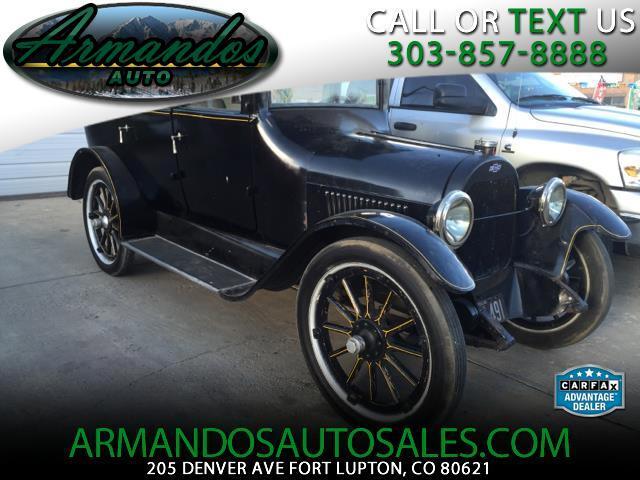1920 Chevrolet Sedan Base