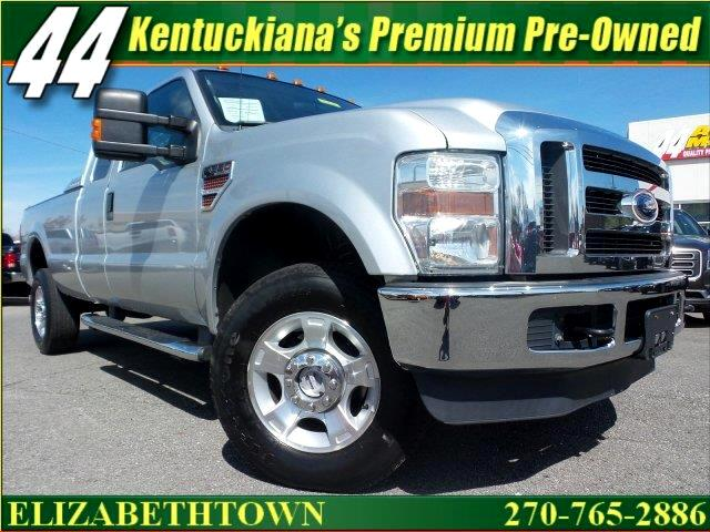 2010 Ford F-350 SD XL SuperCab 4WD