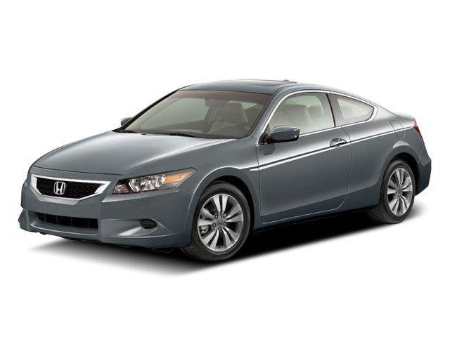 2009 Honda Accord EX-L Coupe AT