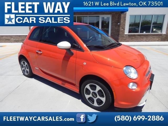 2014 Fiat 500e Battery Electric Hatchback