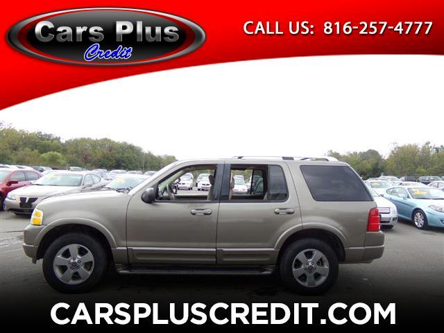 2003 Ford Explorer LIMITED
