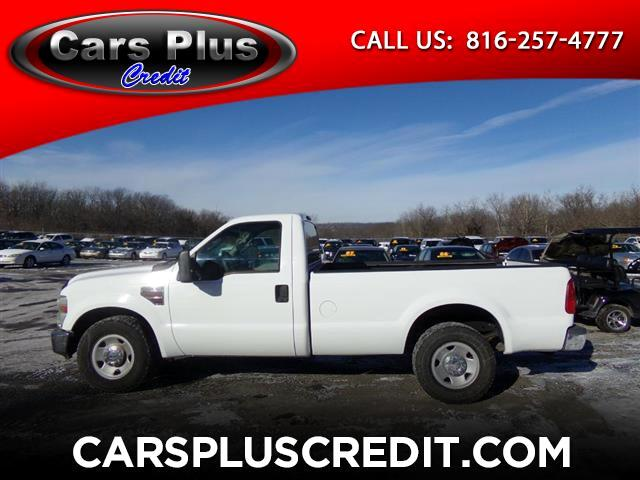 2008 Ford F-250 SD SUPER DUTY
