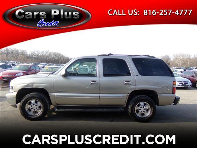 2001 Chevrolet Tahoe 1500