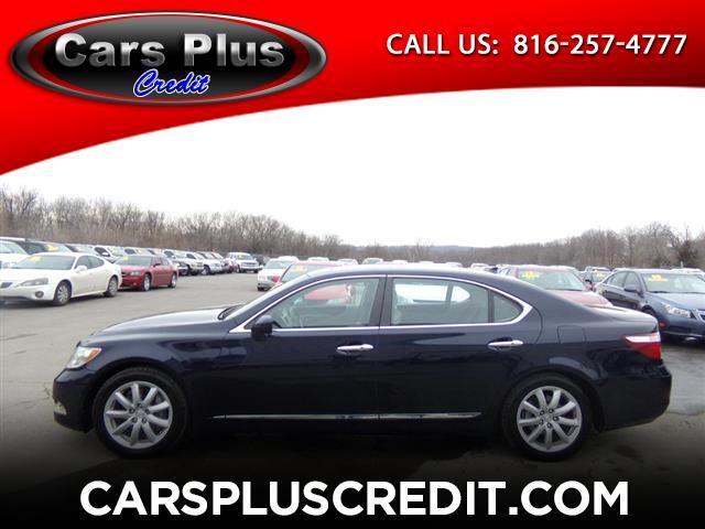 2007 Lexus LS 460 460L