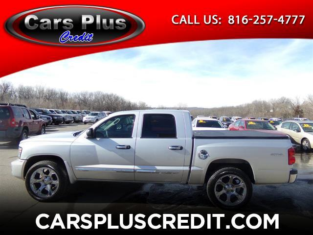 2008 Dodge Dakota QUAD LARAMIE