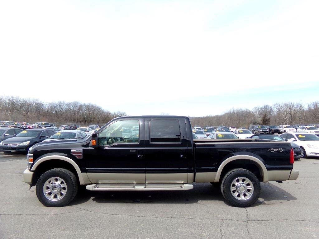 "2010 Ford Super Duty F-250 SRW 4WD Crew Cab 156"" XL"
