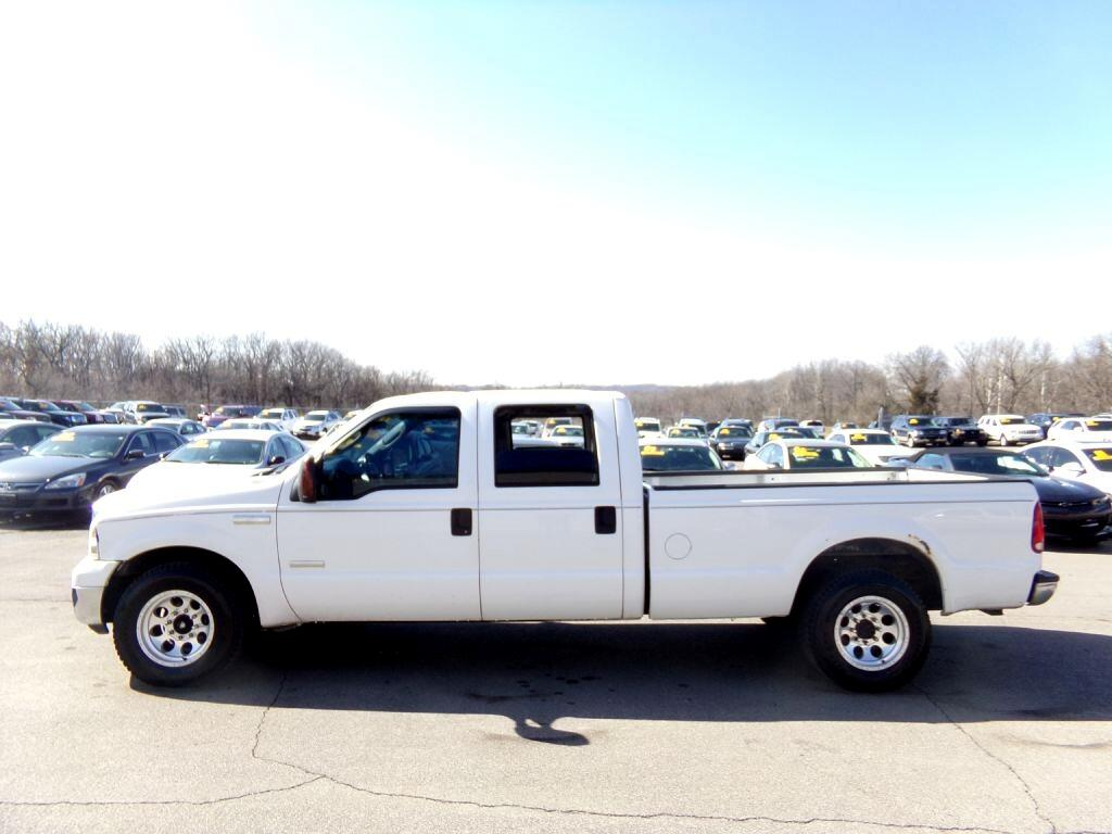 "2006 Ford Super Duty F-250 Crew Cab 156"" XL"