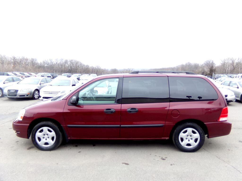 2006 Ford Freestar Wagon 4dr SE