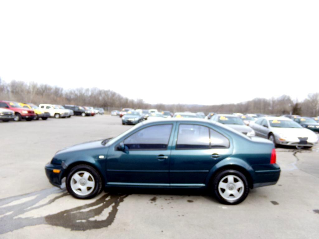 2001 Volkswagen Jetta 4dr Sdn GLS Turbo Auto