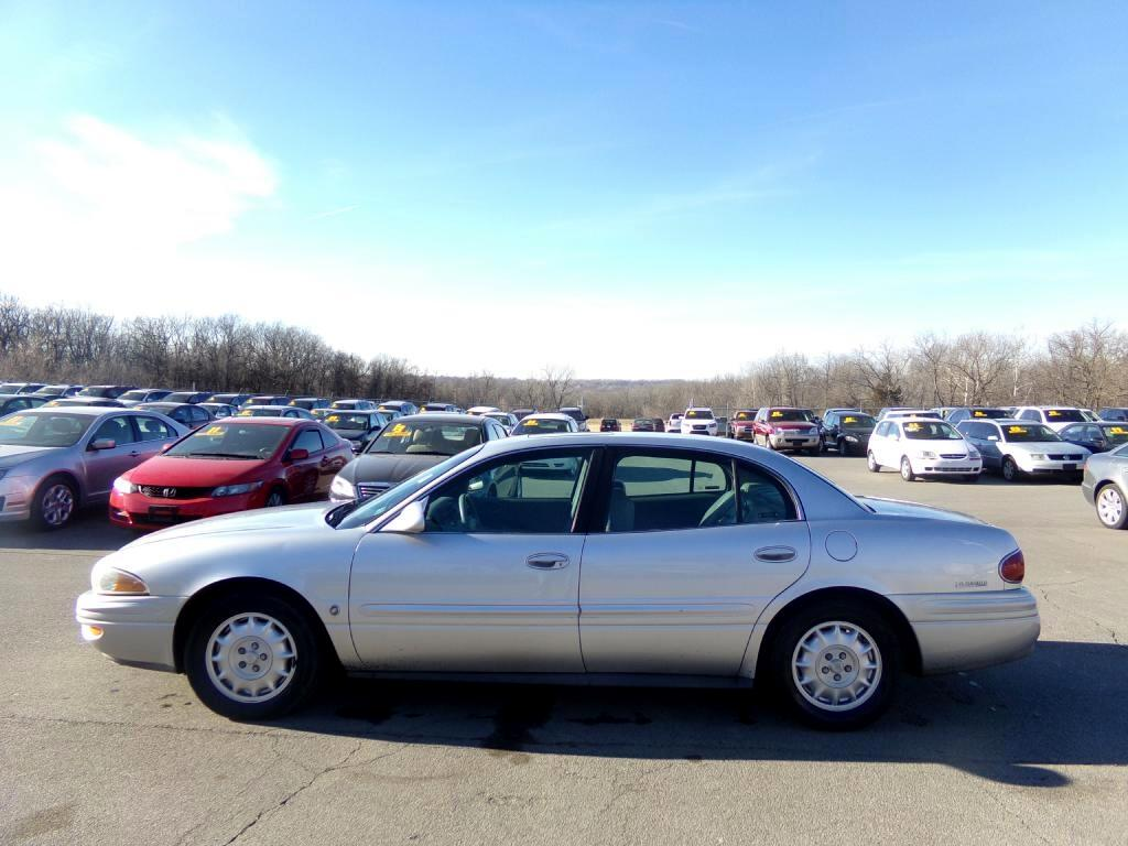2002 Buick LeSabre 4dr Sdn Limited