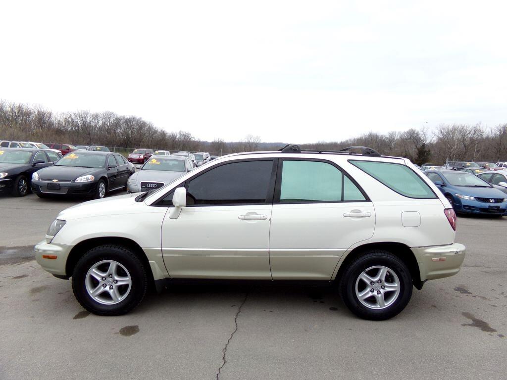 1999 Lexus RX 300 Luxury SUV 4dr SUV 4WD