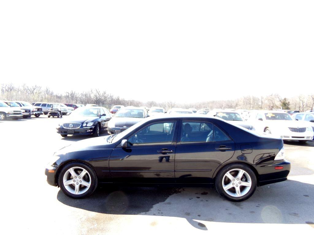 2001 Lexus IS 300 4dr Sdn