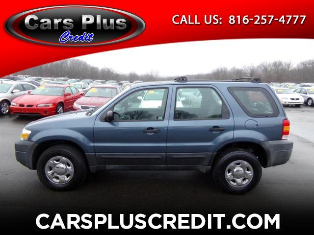 used 2005 ford escape xls for sale in independence mo 64050 cars plus credit. Black Bedroom Furniture Sets. Home Design Ideas