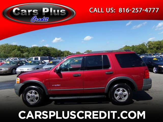 2004 Ford Explorer 4.0L XLS