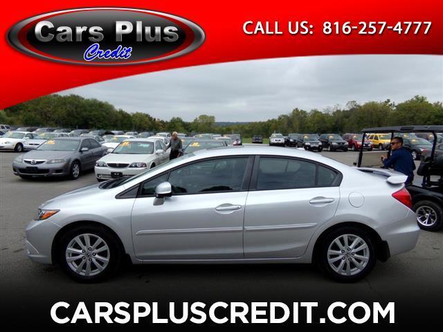 2012 Honda Civic EXL