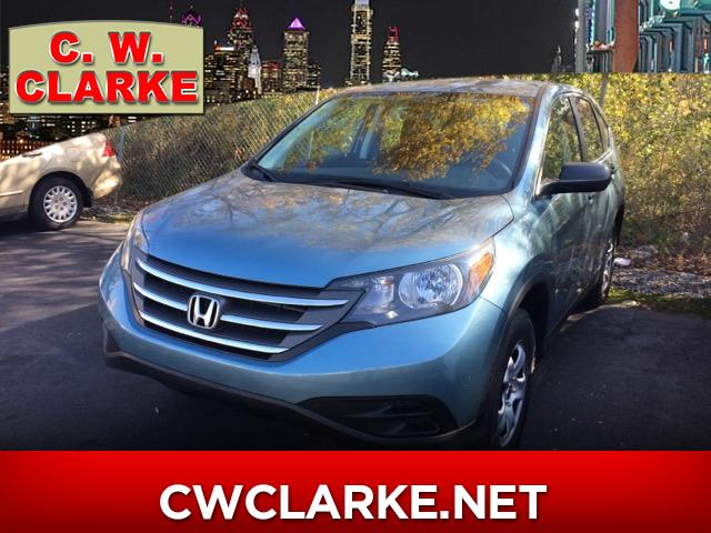 2014 Honda CR-V LX 4WD 4-spd AT w/ Front Side Airbags