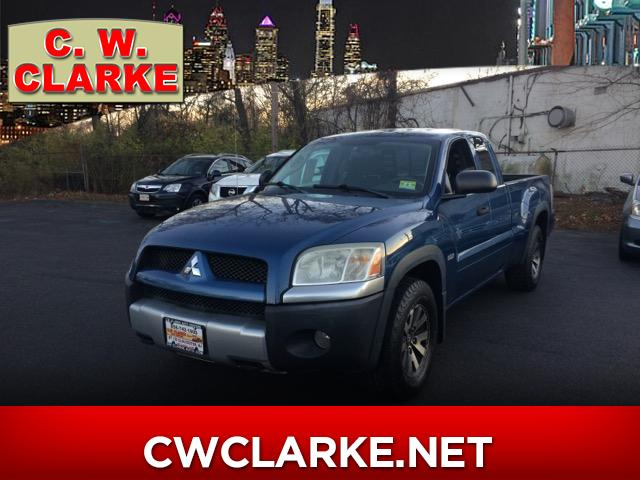 2006 Mitsubishi Raider DuroCross V8 Extended Cab 4WD