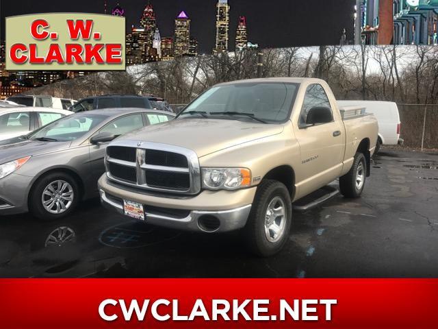 2005 Dodge Ram 1500 SLT Long Bed 4WD