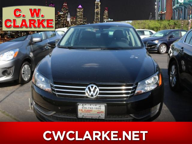 2012 Volkswagen Passat 2.5L SE AT