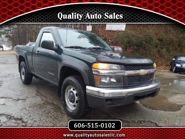 2005 Chevrolet Colorado Z85 4WD
