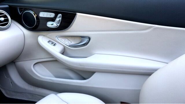 2017 Mercedes-Benz C-Class C300 Coupe