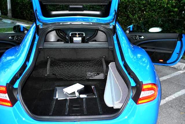 2013 Jaguar XK-Series XKR-S Coupe