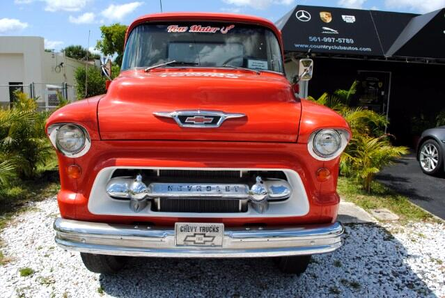 1955 Chevrolet S/N Base