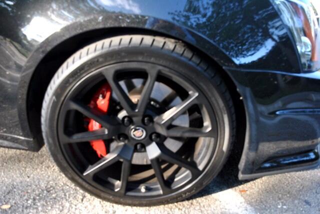 2014 Cadillac CTS V Coupe